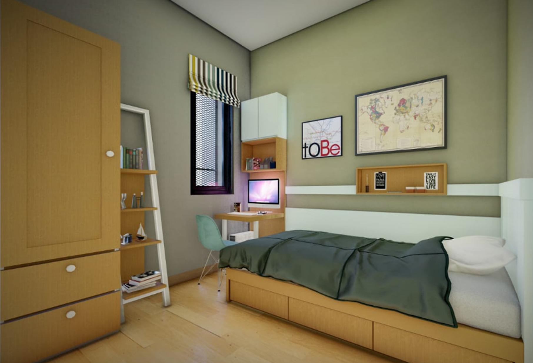 interior-1 Ranca Asri Residence