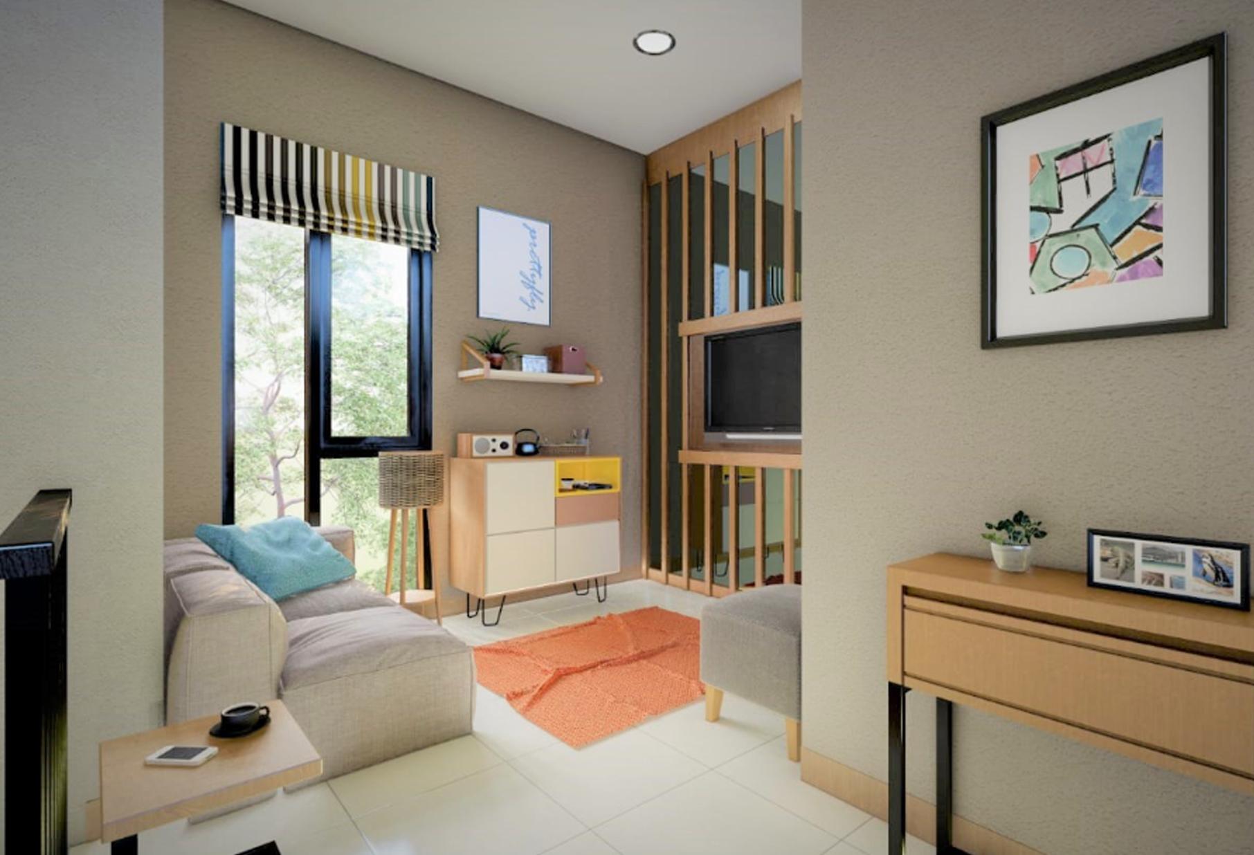 interior-4 Ranca Asri Residence