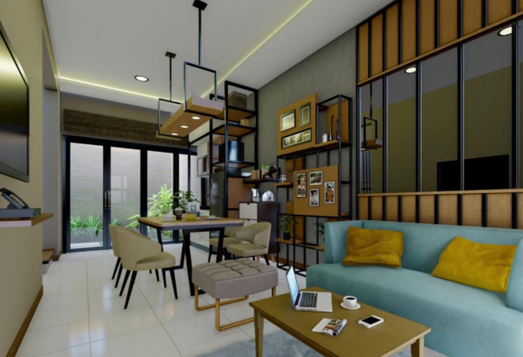 interior-5 Ranca Asri Residence