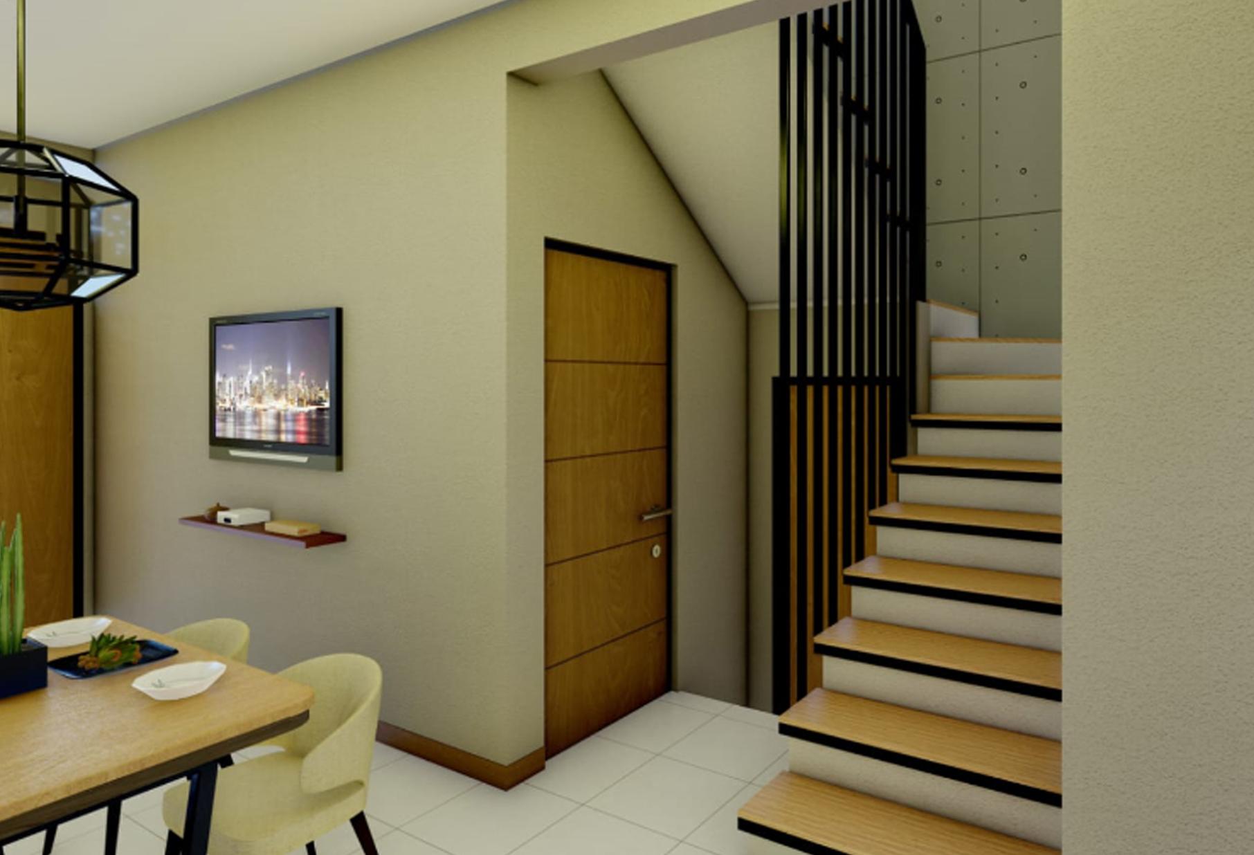 interior-6 Ranca Asri Residence