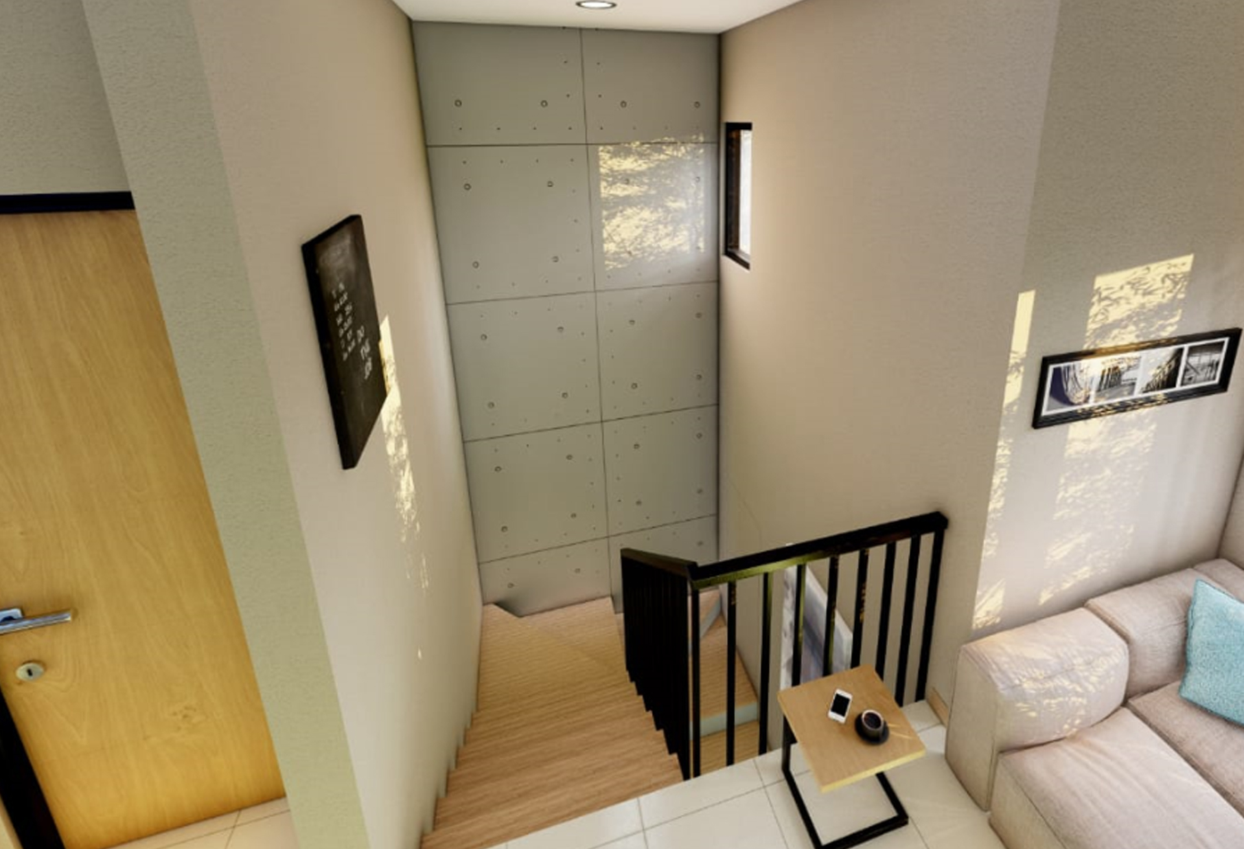 interior-8 Ranca Asri Residence